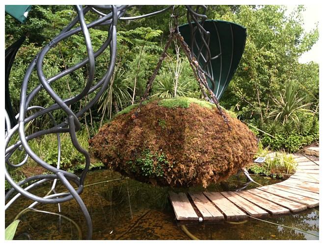 Photos des jardins de chaumont sur loire anne 2012 for 6 jardin guillaume bouzignac