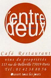 Restaurant Nono Paris Eme Arrondissement